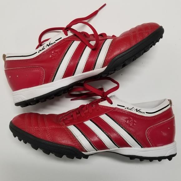 Adidas adiNova Turf Soccer Cleat Shoes